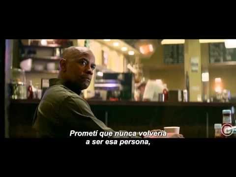 The Equalizer Official Trailer 1 Full Hd Subtitulado Por Cinescondite Youtube Nombres De Hombres Mafia Rusa Peliculas