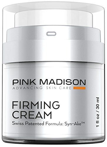 Amazon Com Skin Tightening Cream Botox Like Firming Cream For Stomach Neck Body Contains Synake Loose Firming Cream Firming Lotion Tighten Loose Skin