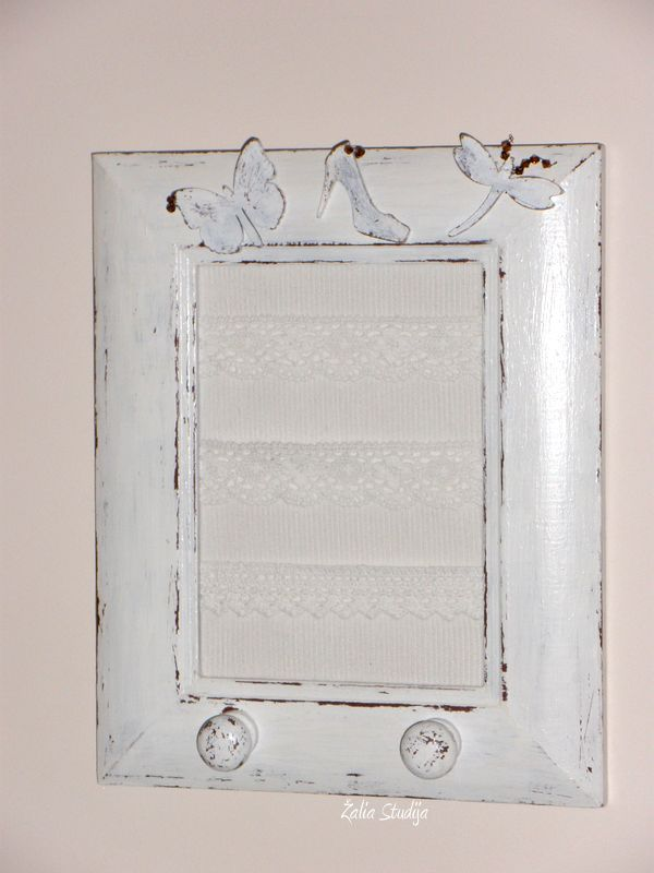 My jewelry frame ideas