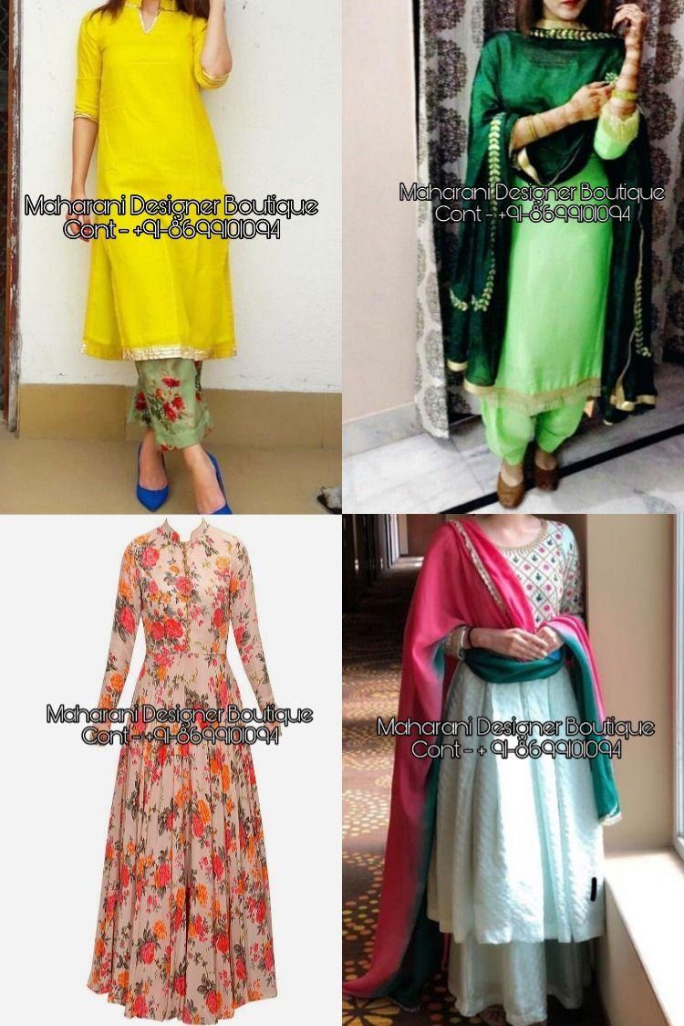 Salwar Suit | Maharani Designer Boutique