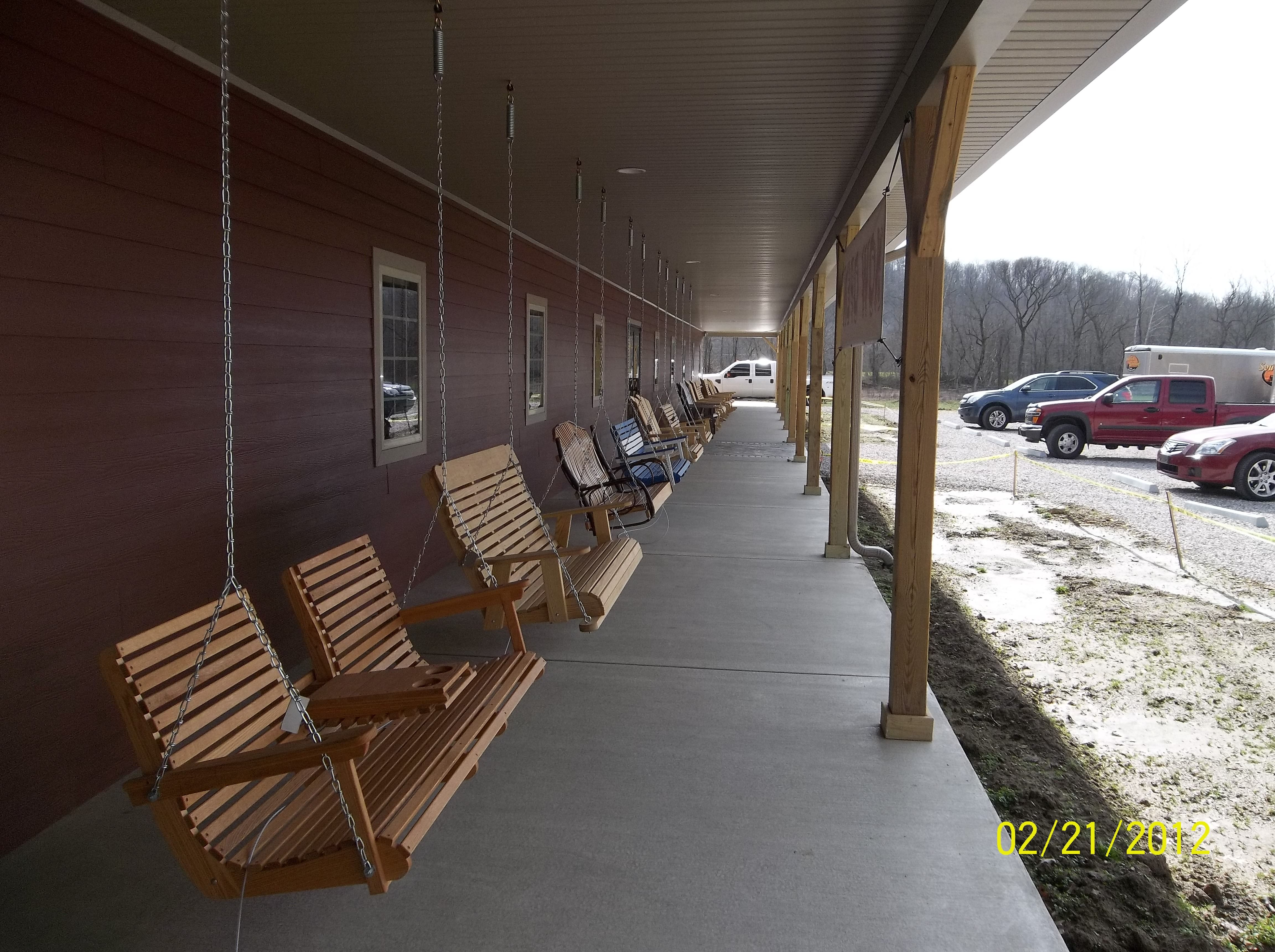 I Took This At A Amish Furniture Shop In Liberty Kentucky Amish
