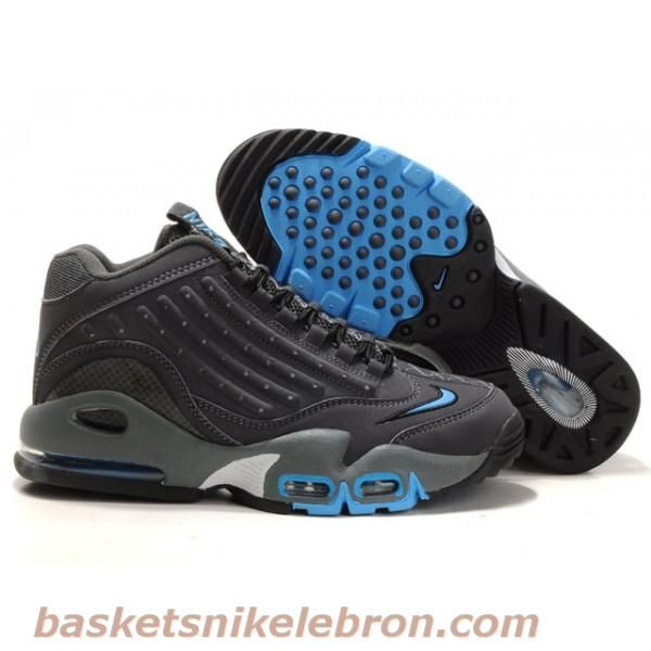 huge discount 968c5 0e400 Chaussures Air Max Femme Nike Air Griffey Max II Anthracite   Neo Turquoise