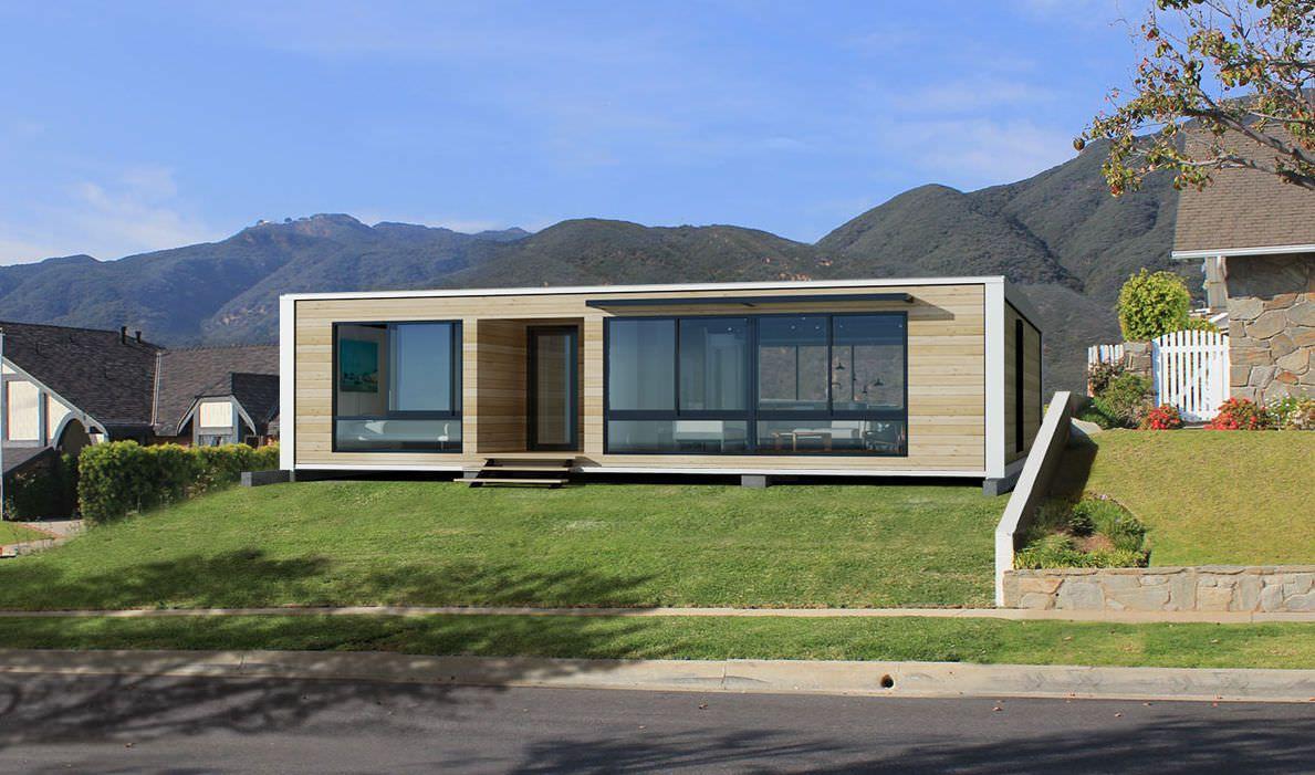 Maison Ossature Métallique Contemporaine maison modulaire / contemporaine / ossature métallique / en