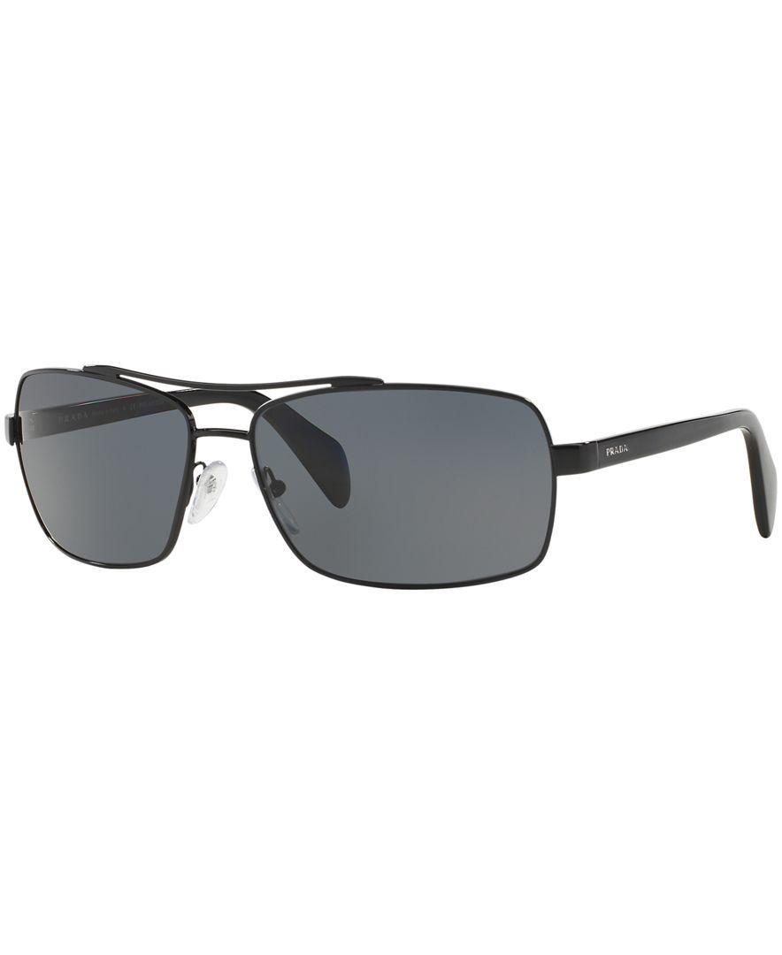 e627b98bfd87 Prada Sunglasses, Prada Pr 55QS 63P | sunglasses | Pinterest | Prada ...
