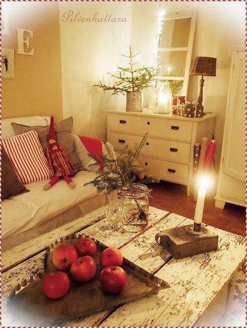 PIENI PILVENHATTARA: Joulun taikaa