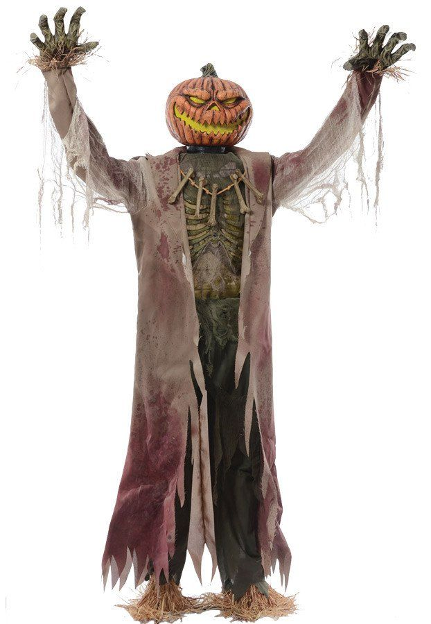 Corn stalker animated Pinterest Animated halloween props and - animated halloween decorations