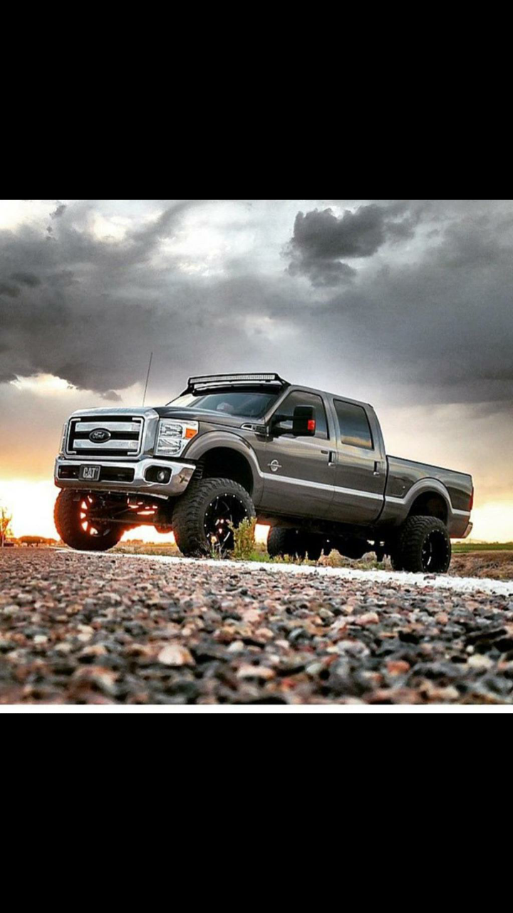 Ford F-250 Lifted | Trucks | Pinterest | Ford, Trocas ...
