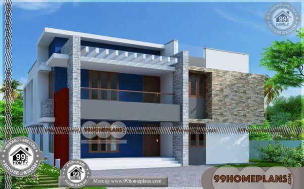 2 Storey House Complete Plans | 450+ Low Cost House Plans & Estimate
