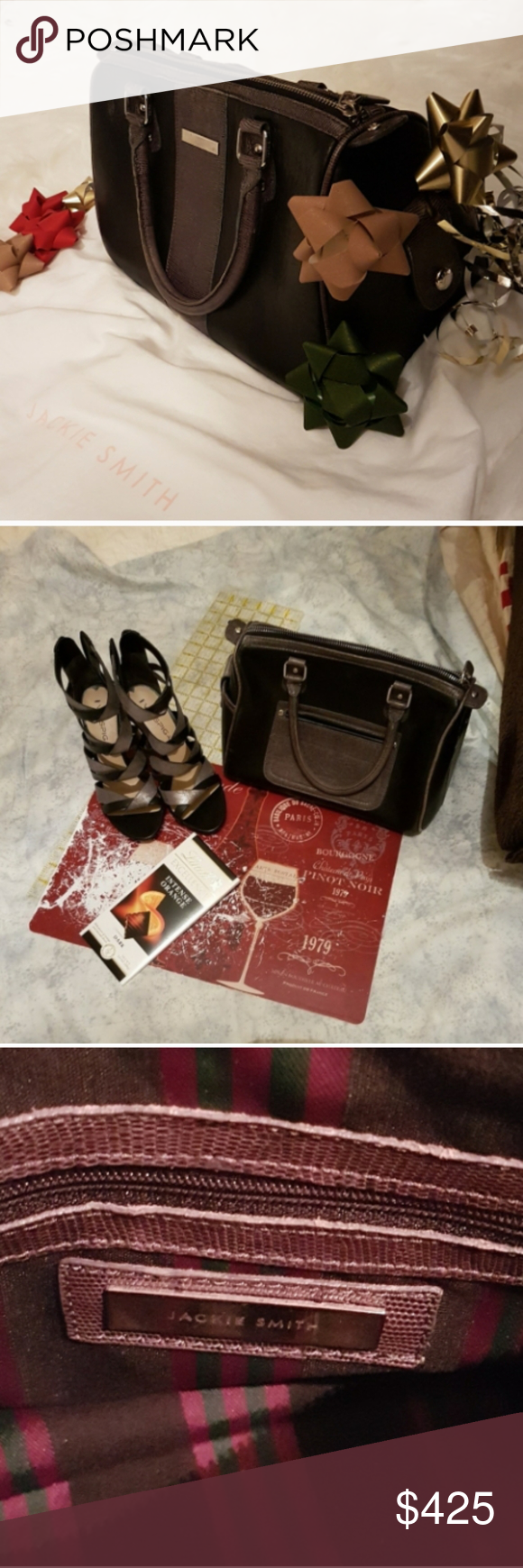 Rare Jackie Smith From Argentina Leather Bag In 2020 Leather Purses Argentina Leather Leather