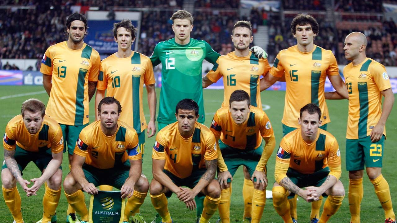 Australia World Cup 2014 World Cup Football Squads