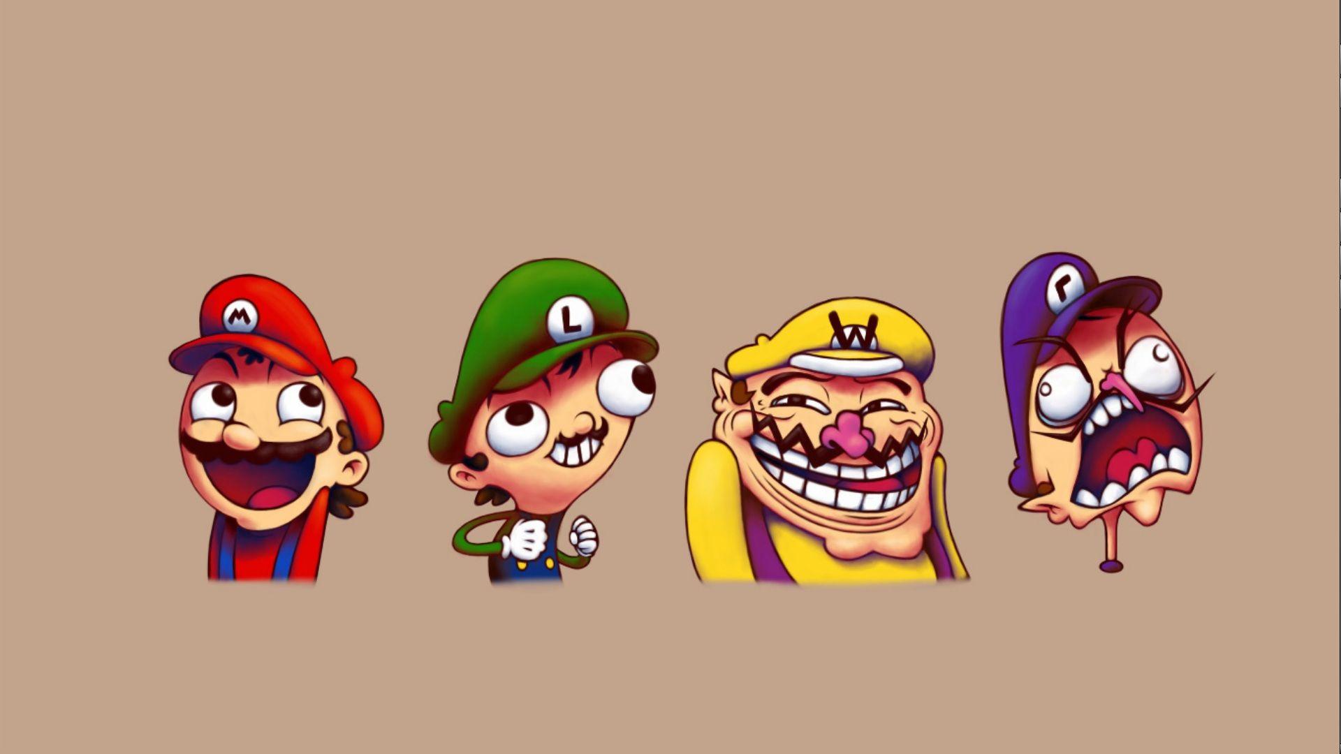 Imgur Meme Background Mario Super Mario Funny band of memes hd images desktop