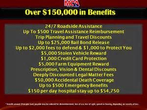 Mca Total Security Benefits 150k For 39 99 Then 20 Mo Http
