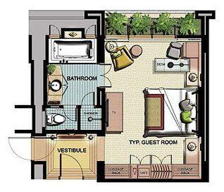 Accommodation In Sentosa The Singapore Resort Spa Sentosa Hotel Room Plan Beach House Floor Plans Resort Plan