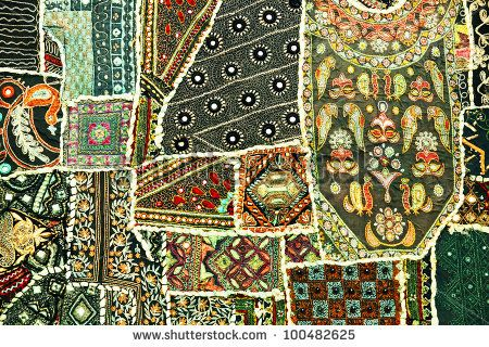 stock-photo-indian-patchwork-carpet-in-rajasthan-asia-100482625.jpg (450×320)