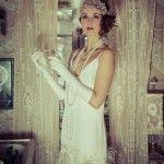 Clara – 1920s Wedding Dress