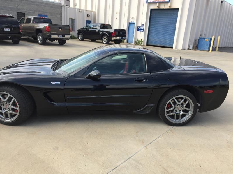 Excellenet Z06 Corvette For Sale 2004 Corvette Coupe For Sale Salt