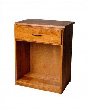 Office Desk Honey Solid Pine Printer Stand 1 Drawer Printer Stand Solid Wood Furniture Mission Furniture