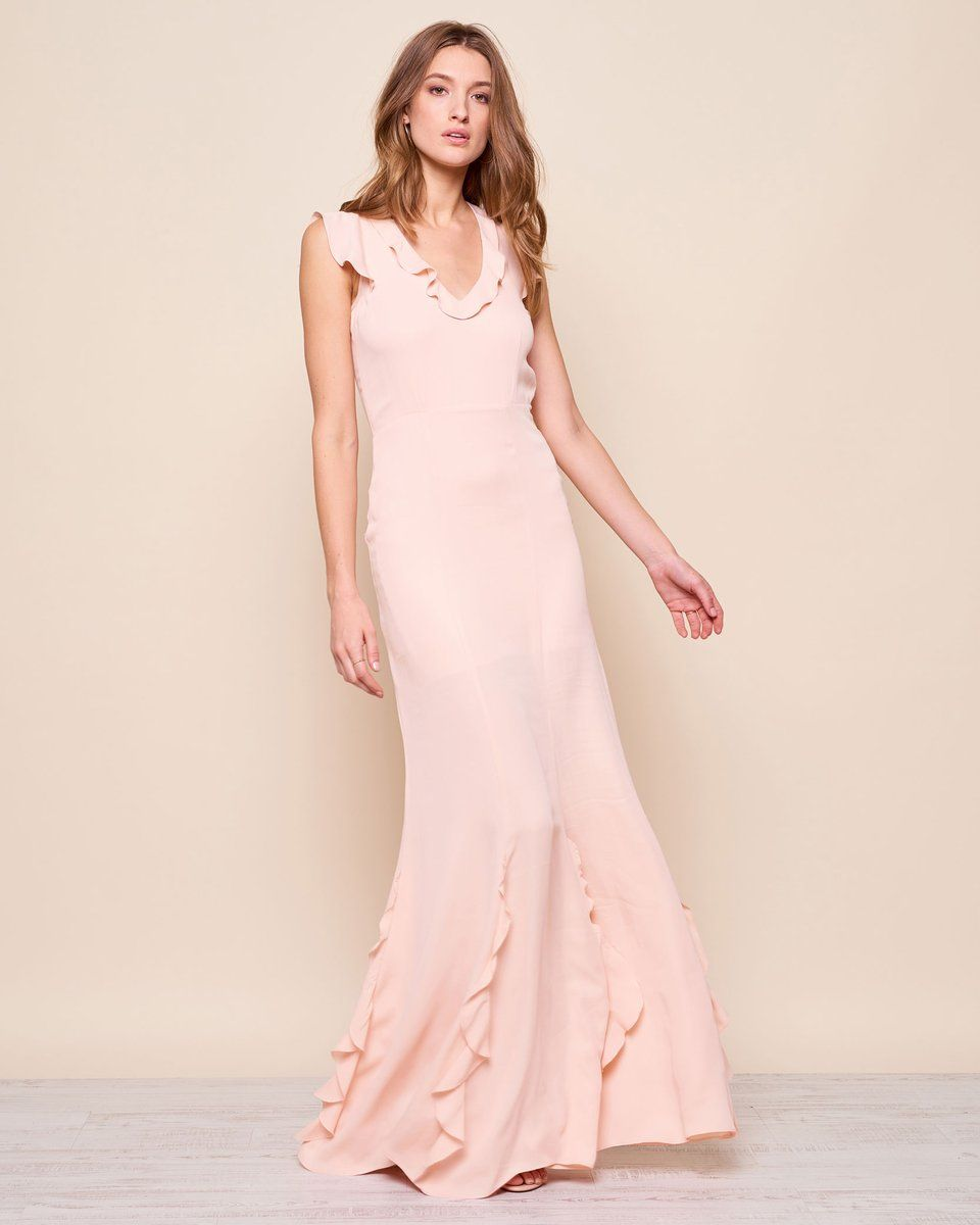 8e8c5ed317 Sienna - Blush – MICKEY   JENNY Bridesmaids