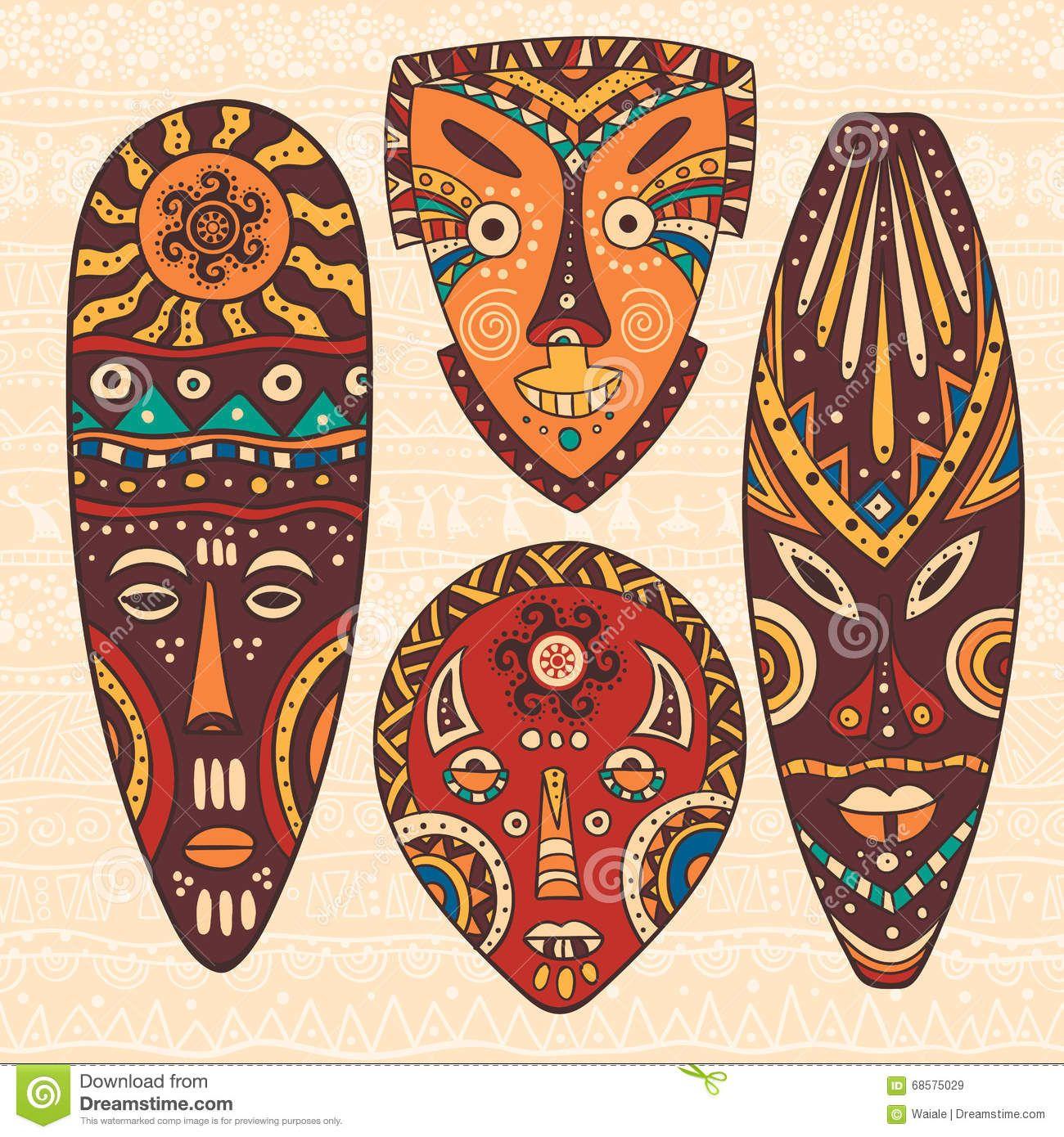 image result for african mask designs african masks
