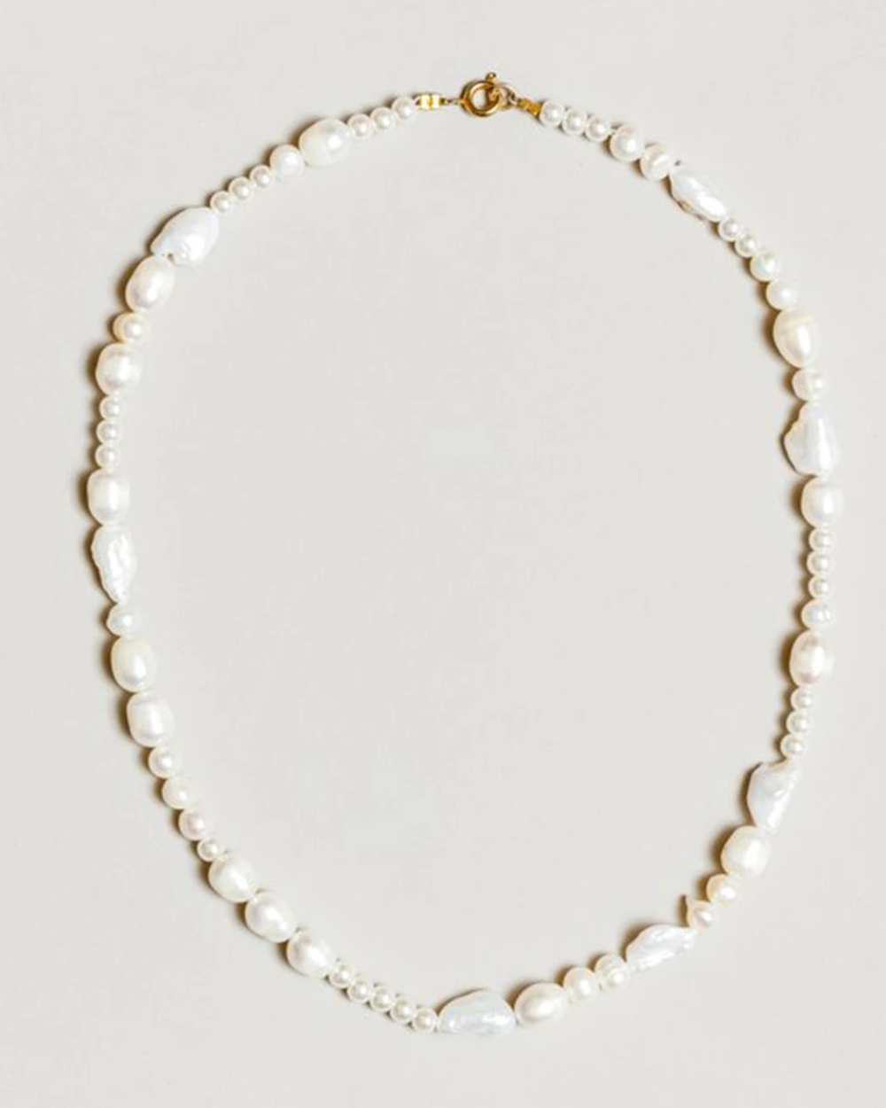 Estelle Pearl Necklace Wolf Circus Anomie Pearl Necklace Necklace Pearls