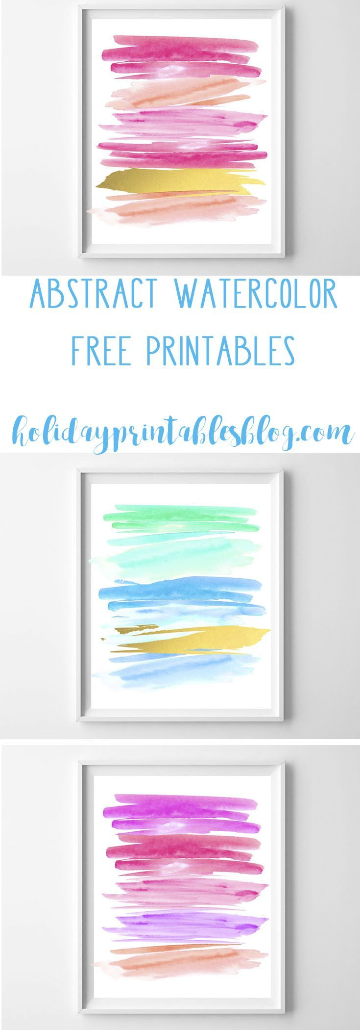 free printables {valentines day abstracts | fabnfree // Freebie