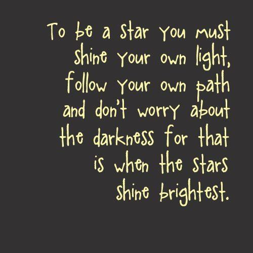 Shine Bright Like Astar Quotes And Sayings Quotes
