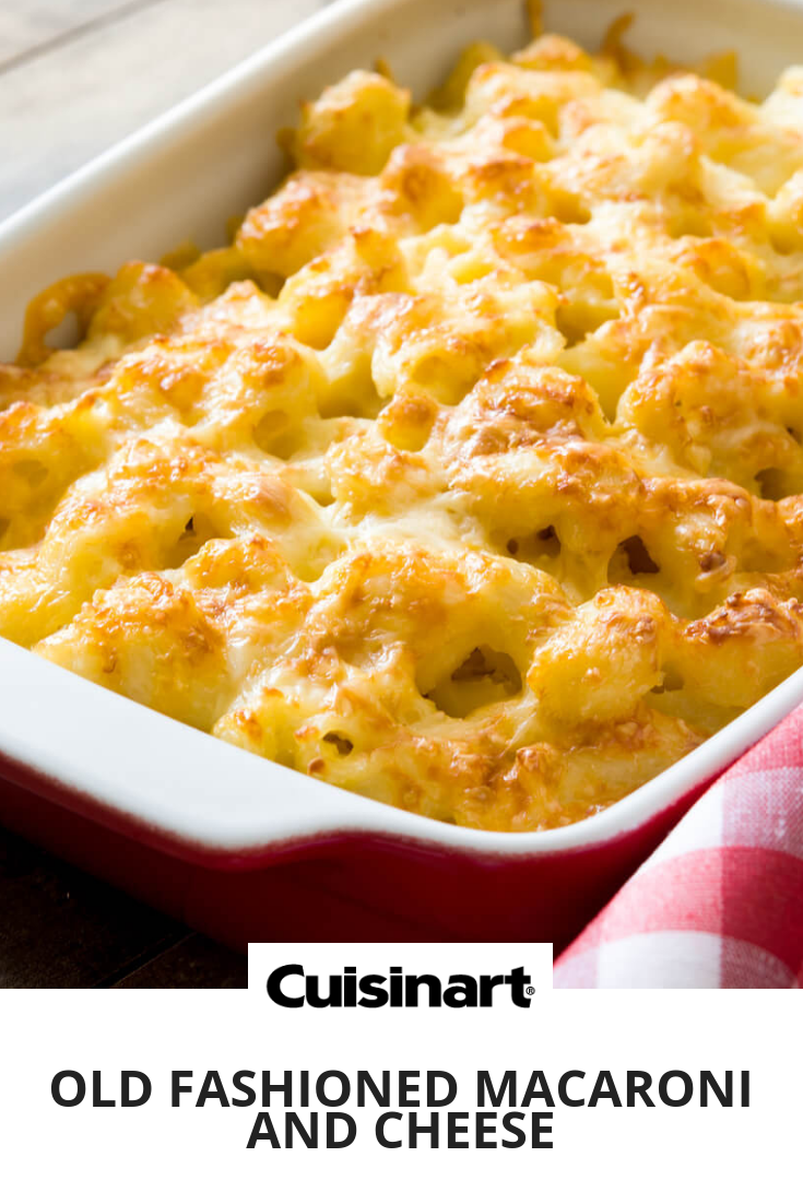 How long to bake mac and cheese in convection oven