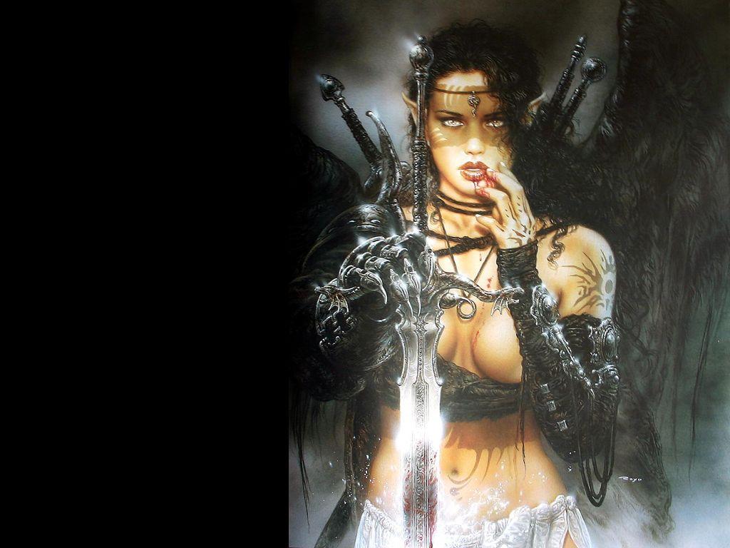 Fantasy art luis royo inspiring ink pinterest fantasy art luis royo voltagebd Gallery