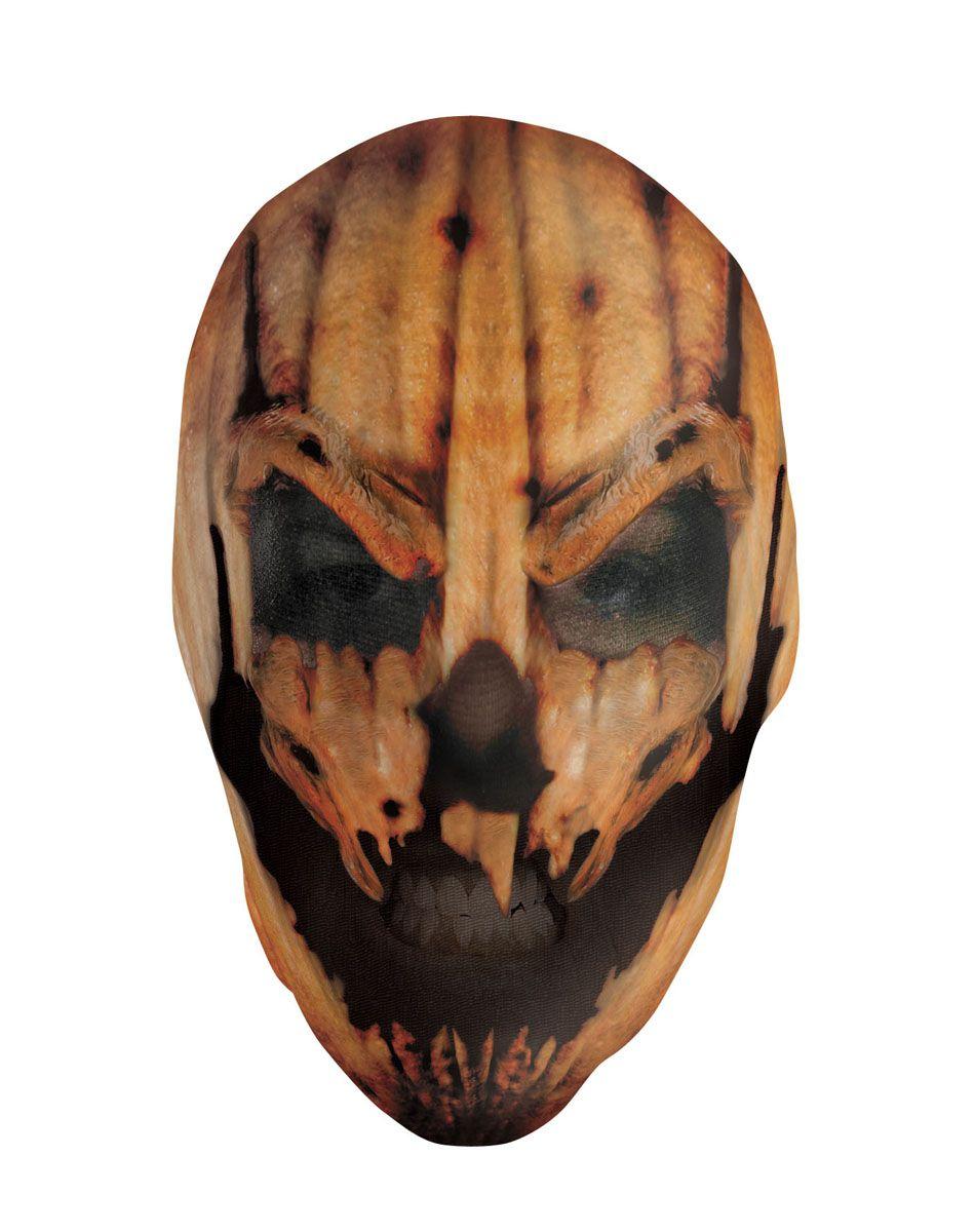 Nylon Pumpkin Maniac Mask   Halloween   Pinterest   Pumpkins, The ...