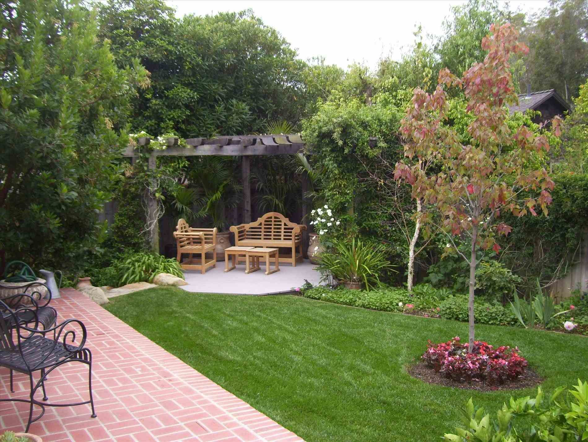 Flat Yard Landscaping Ideas   Outdoor landscape design ...