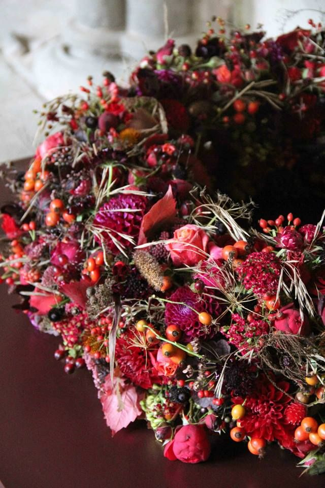 Цветы в урус-мартане