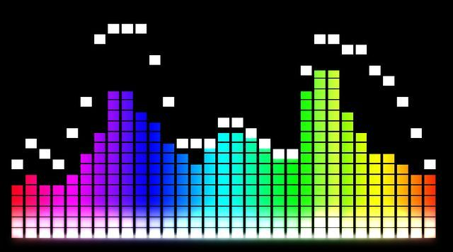 5 Audio Equalizer Videos Straight Bars Looped Audio Waves Video Editing Software Photoshop Templates Free