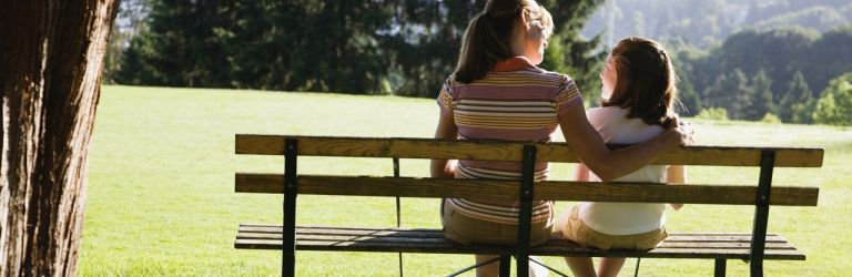 """True Mom Confessions -  Dear Daughter: You Are More Than """"Thigh Gap"""""""