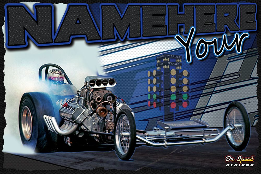 Drag Racing Driver Hero Cards and Autograph Cards for all