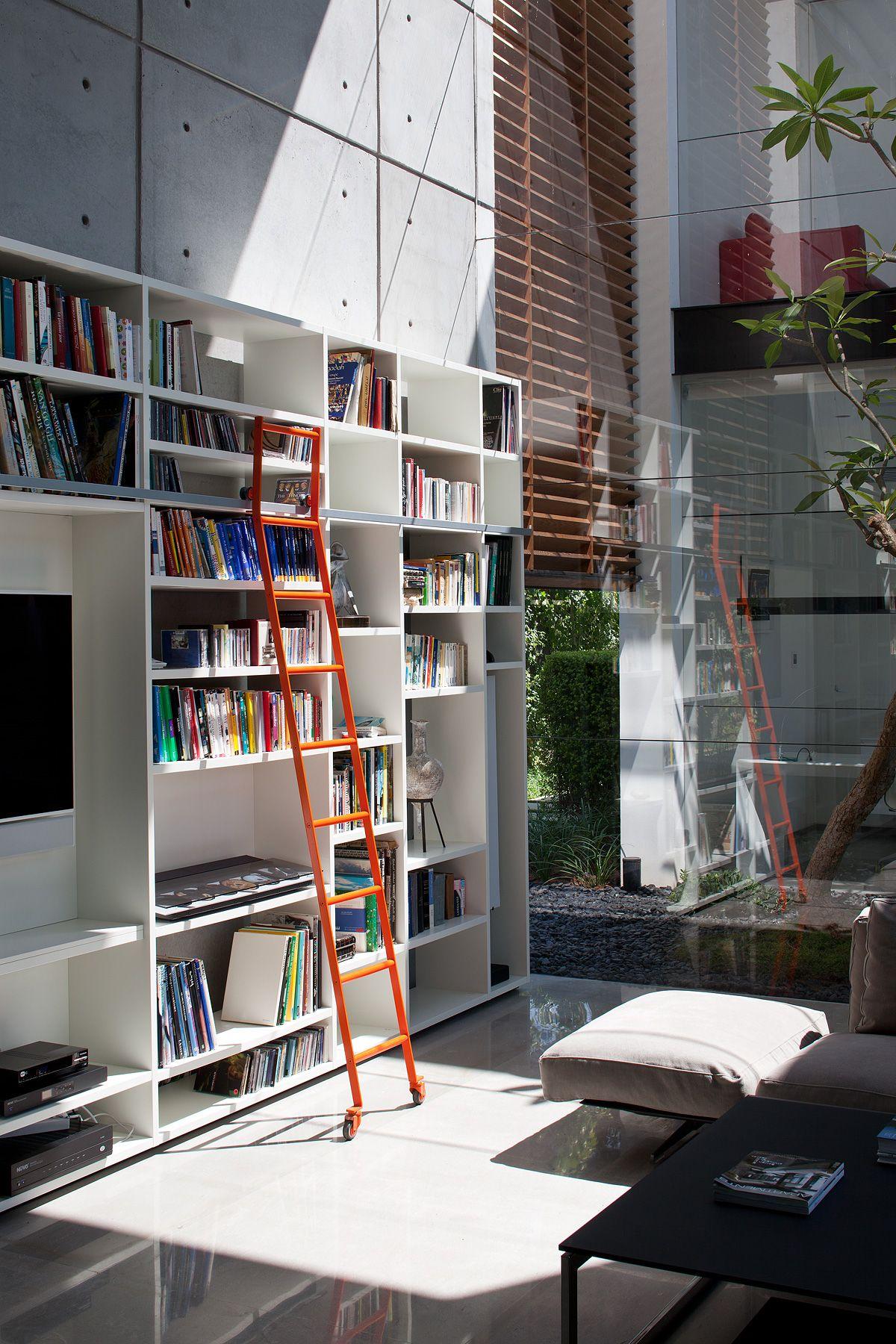 Zeitgenössische Bauhaus-Architektur in Haifa | Great Interior and ...