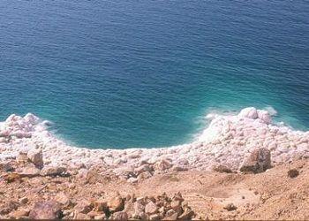 البحر الميت لا يغرق فيه احد والسبب Outdoor Water Coastline