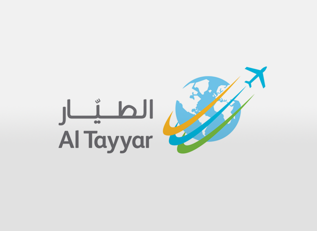Al Tayyar Travel Group offers travel services. The Company organizes vacation packages, books airline and hotel reservations, and owns a car rental company. Al Tayyar has offices in the Middle East, Asia, and North America.