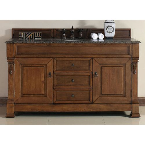 5 foot pedestal vanity cabinet - Google Search | Bathroom ...