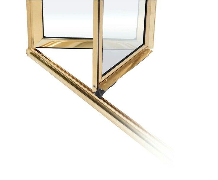 Bottom Track Of Paragon Double Hinge Bi Fold Shower Door Shower Doors Coastal Shower Doors Bifold Shower Door