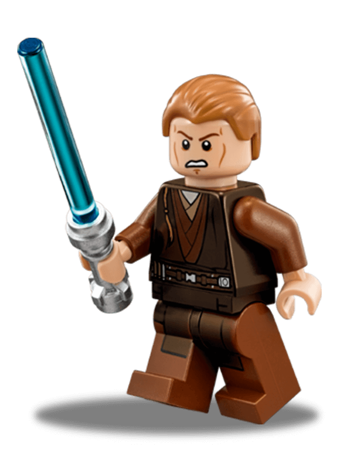 Anakin Skywalker™ | lego animal star wars | Pinterest
