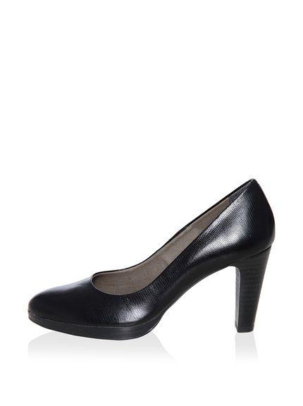 Zapatos negros Giorgio Picino para mujer l47meX