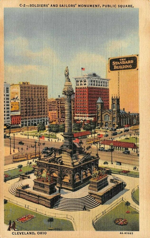 Details about Cleveland, Ohio Soldiers' and Sailors
