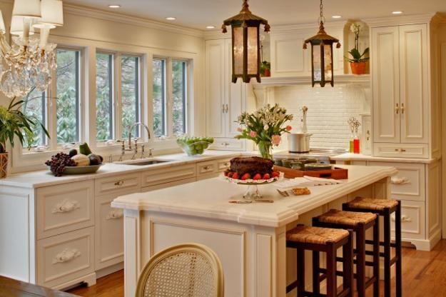 Orange Kitchen Colors, 20 Modern Kitchen Design and Decorating Ideas
