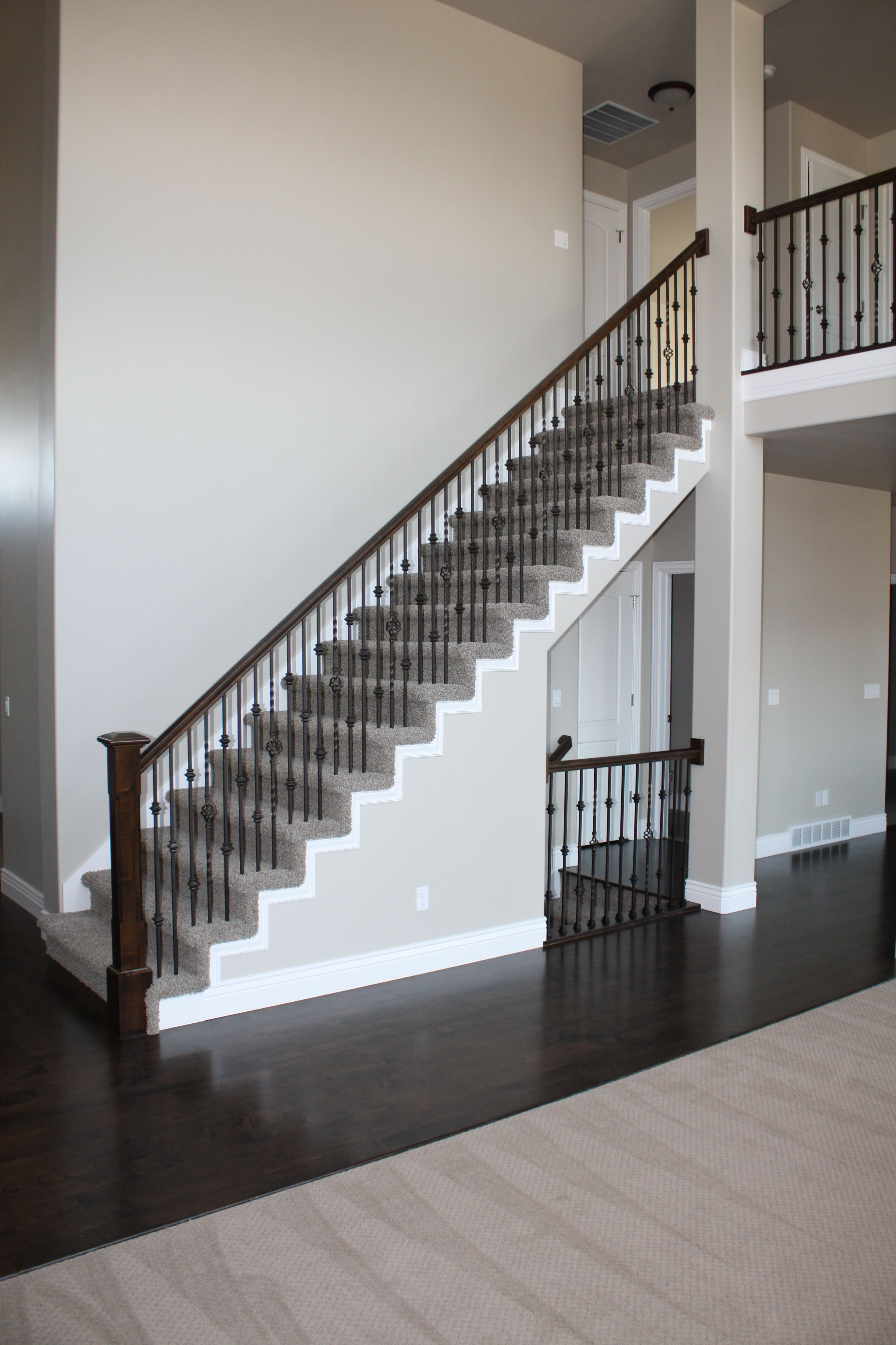 Beautiful Open Staircase Design.