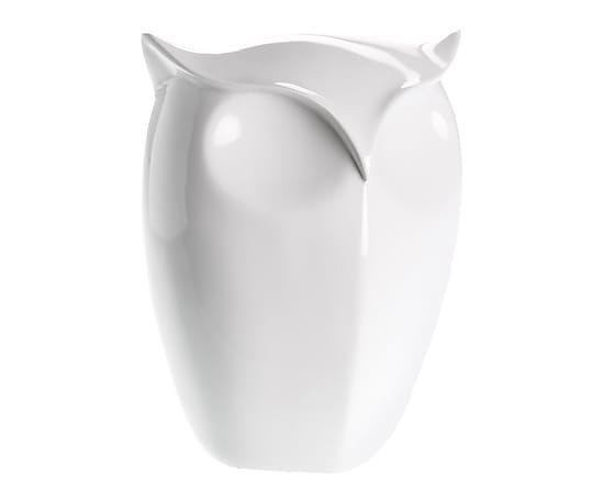 Deko-Figur Anouk, weiß, H 18 cm