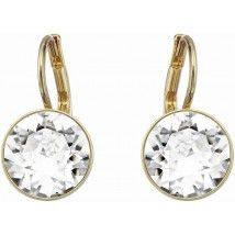 SWA Bella Mini Gold Earrings