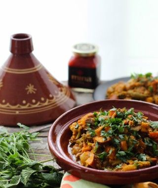 Garden vegetable tagine recipe vegans recipes and food forumfinder Choice Image
