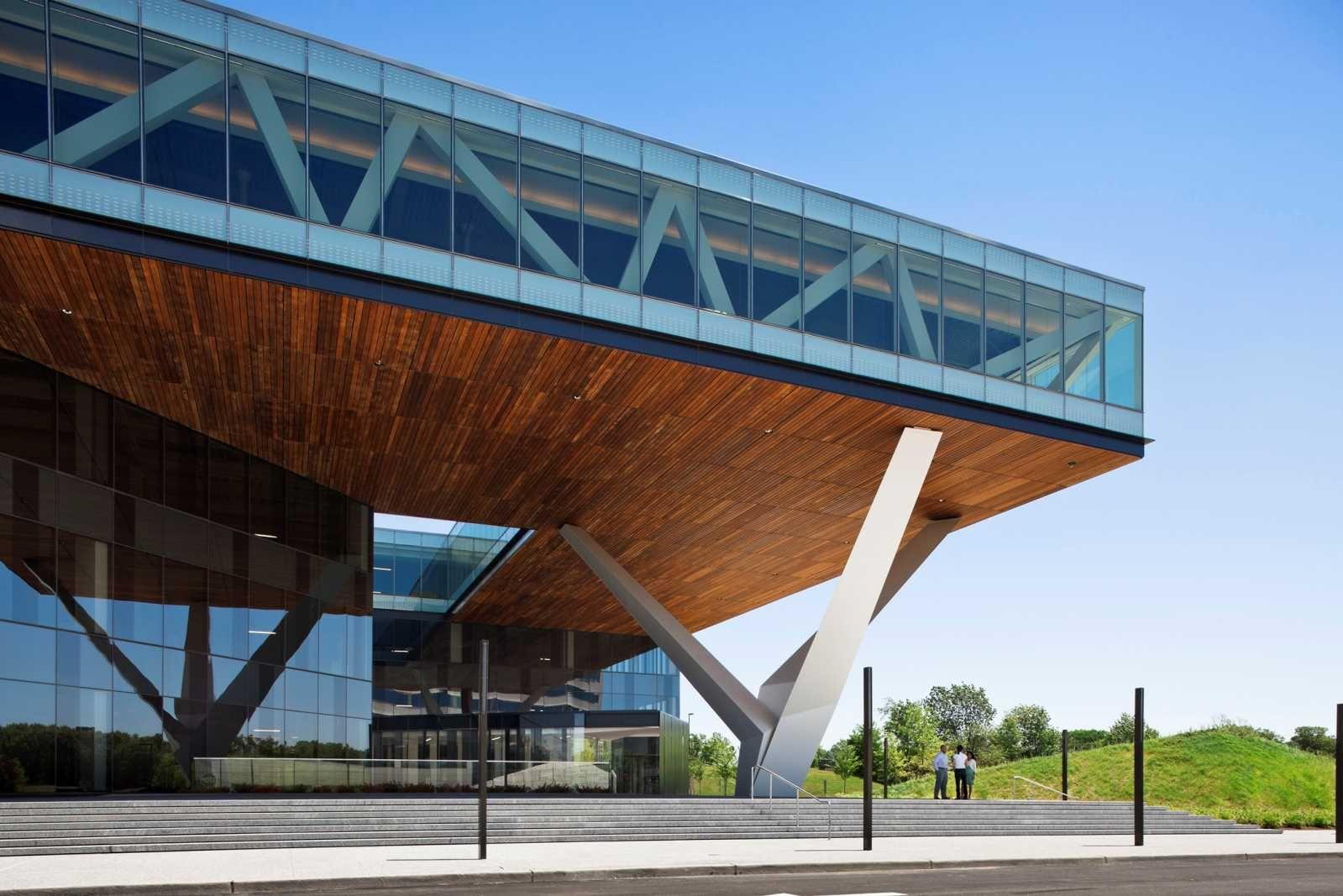 Best Glass Steel Truss Floor Google Search Architecture 400 x 300