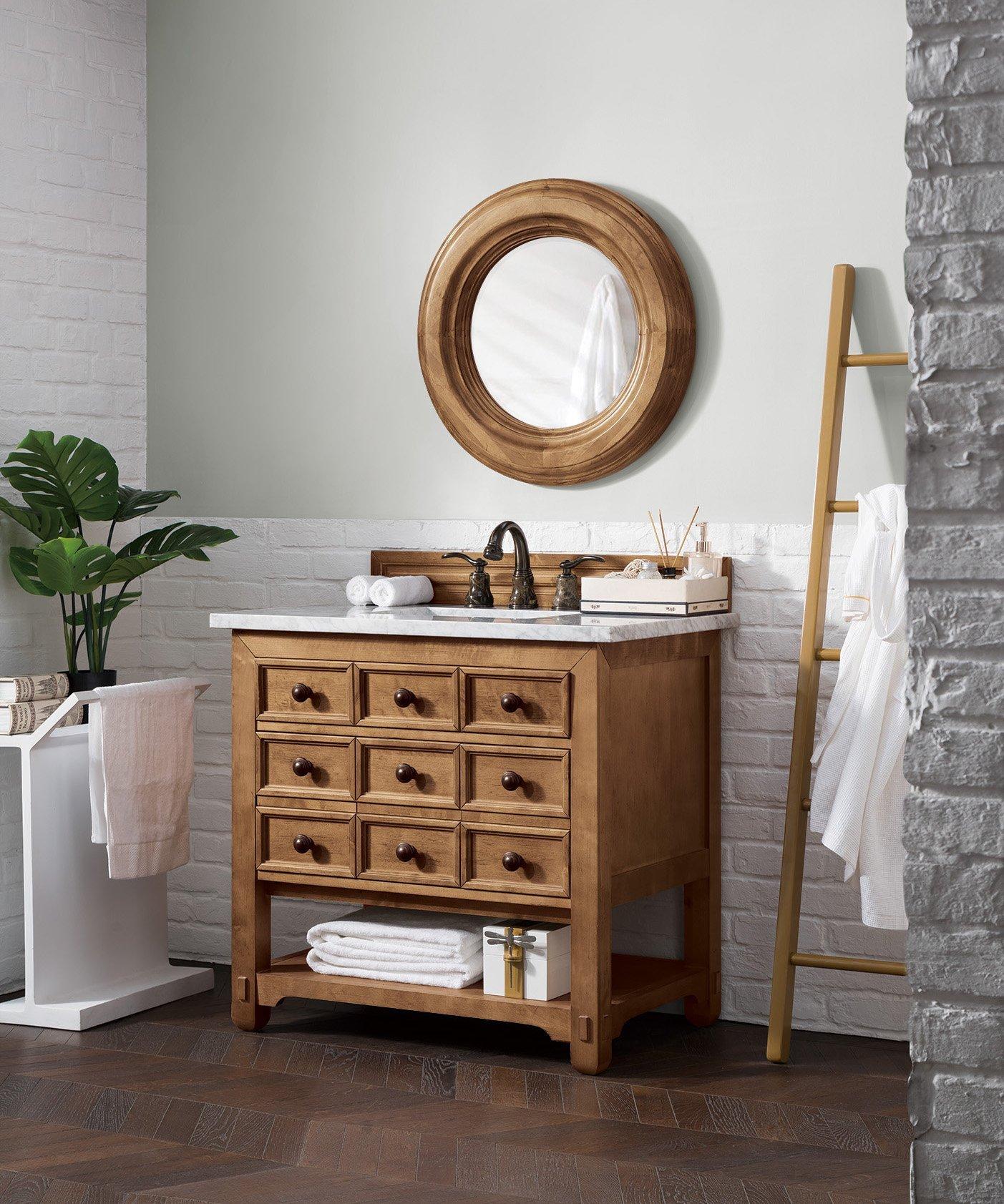 Malibu 36 Single Bathroom Vanity Single Bathroom Vanity
