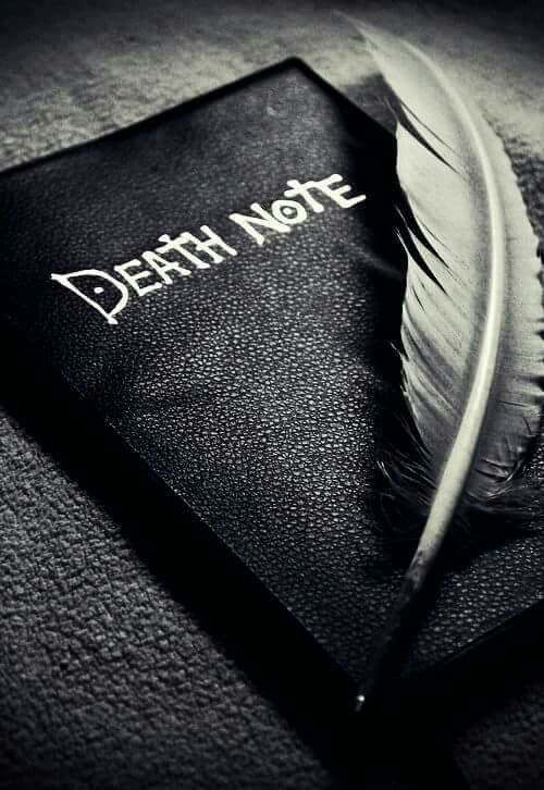 Death Note 0The Wallpapers Pinterest Death note - death note